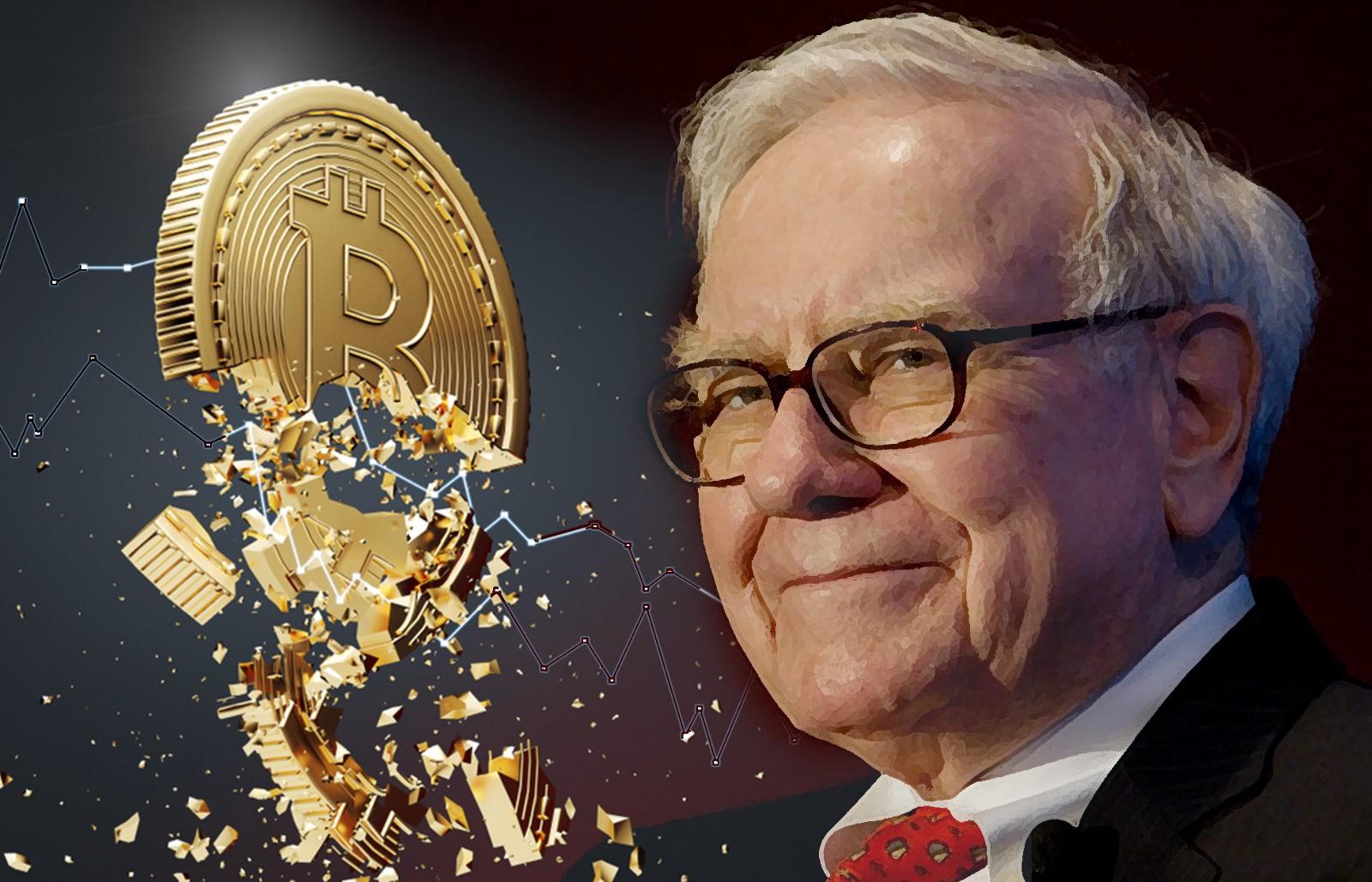 У Уоррена Баффета достаточно свободных денег, чтобы купить две трети всех существующих биткоинов