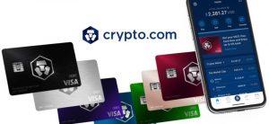 Visa Crypto.com в Apple Pay