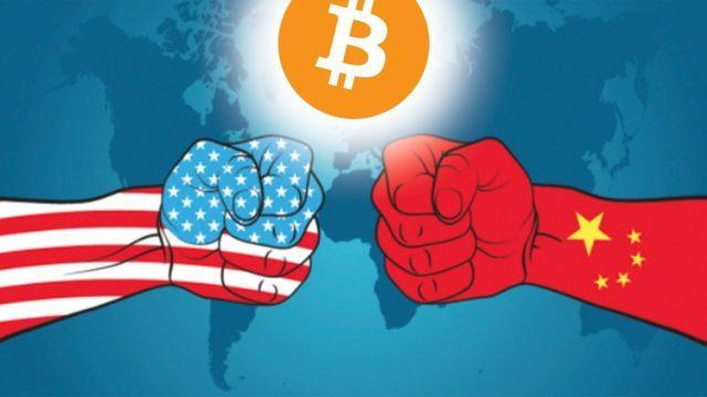 Интерес к биткоину и золоту растет на фоне торговых войн США и Китая