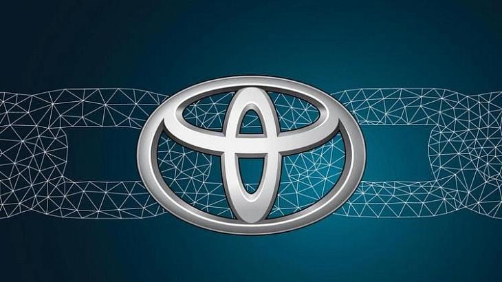 Toyota объявляет Blockchain Lab для расширенного управления данными