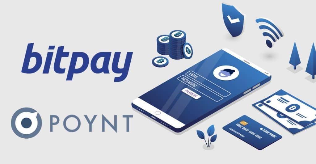 Процессор платежей Bitcoin BitPay Partners Poynt расширяет возможности крипто-платежей