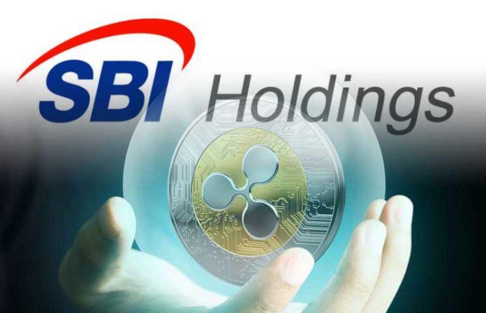 SBI Holdings предложит акционерам XRP в качестве дивиденда по акциям