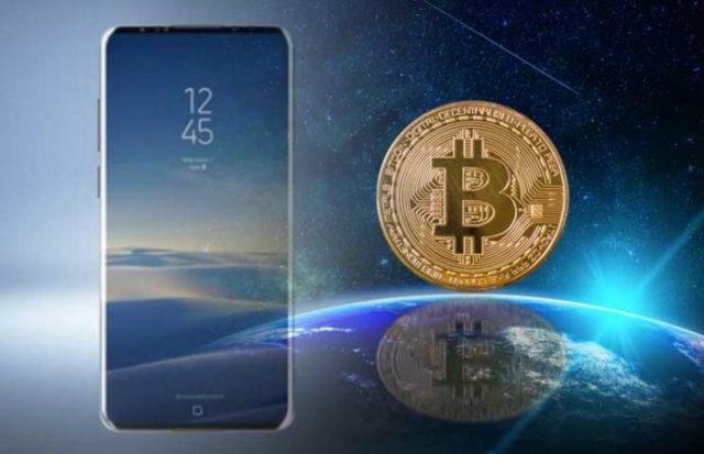 Новые флагманские смартфоны Samsung поддерживают технологию Blockchain