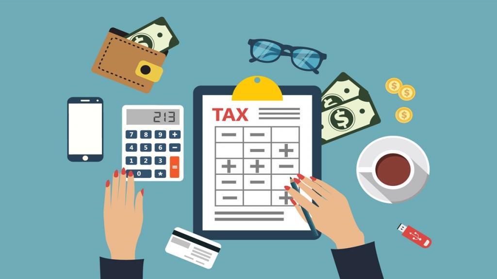 Блокчейн будет отслеживать оплату налогов в США
