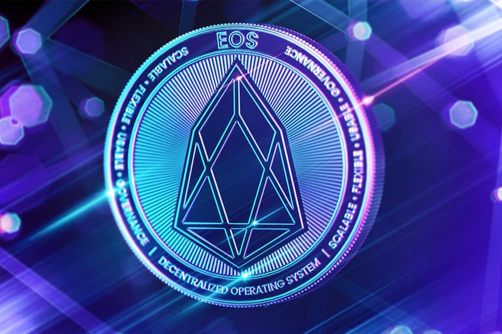 Новое направление обмена! Криптовалюта EOS.