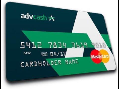 Все что нужно знать о карте Advanced Cash